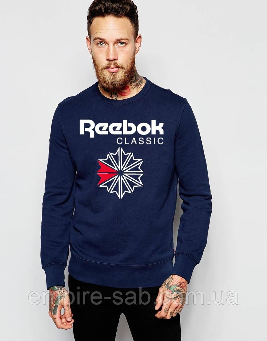 Мужской Свитшот  Reebok