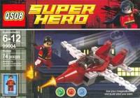 Детский конструктор SuperHero 99004