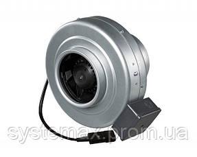 ВЕНТС ВКМц 125Б (VENTS VKMс 125B) - круглый канальный центробежный вентилятор , фото 3