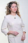 Платье женское нарядное, полуприлегающего силуэта, фото 3
