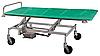 Тележка для транспортировки пациентов с регулировкой высоты, электроприводом и авт. питанием ТПБЕ