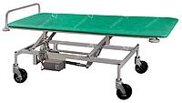 Тележка для транспортировки пациентов с регулировкой высоты, электроприводом и авт. питанием ТПБЕ, фото 1
