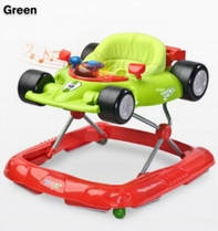 Ходунки Caretero Speeder, цвет green