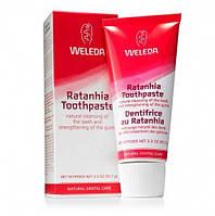 Зубная паста Ратания Weleda, 75 мл