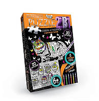 Пазлы Antistress Puzzle 2в1 AP-01-02 Danko Toys