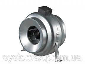 ВЕНТС ВКМц 125 (VENTS VKMс 125) - круглый канальный центробежный вентилятор , фото 2