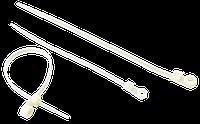 Стяжка нейлоновая Сталь 65004 3.5х150 мм белая (42654) (100 шт./уп.)