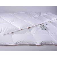 Пуховое одеяло 90%пуха 10%пера евро размер
