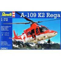 Сборная модель Revell Вертолет Agusta A-109 K2 1:72 (4941)