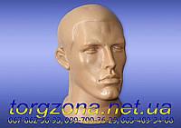 Манекен - голова мужская для шапок