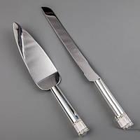 Нож и лопатка для торта Subtlety