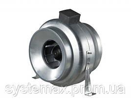 ВЕНТС ВКМц 150 (VENTS VKMс 150) - круглый канальный центробежный вентилятор , фото 2