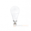 Светодиодная лампа Евросвет A-15-4200-27 15W 4200K E27 220V