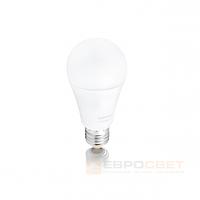 Светодиодная лампа Евросвет A-15-4200-27 15W 4200K E27 220V, фото 1