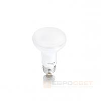 Светодиодная лампа Евросвет R63-7-4200-27 7W 4200K E27 220V , фото 1
