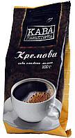 """Кофе молотый ароматизированный """"Кава Характерна""""  """"Кремова"""" 100г."""