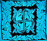 Покривало Чотири Феї блакитне