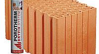 Керамический блок Wienerberger Porotherm 44 Ti Dryfix 440/250/249