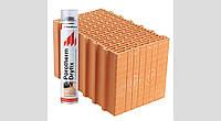 Керамический блок Wienerberger Porotherm 38 Ti Dryfix 380/250/249