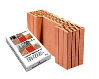 Керамический блок Wienerberger Porotherm 44 Ti K 1/2 Profi 440/125/249