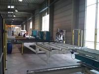 Зачистной автомат «Соло» и для линий «Сварка зачистка» ЧПУ KMW APH-LI