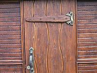 Славянский стиль двери ресторан бар сауна.
