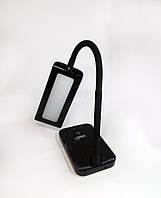 Настольная лампа Lemanso 6W чёрная / LMN087