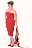 Платье - корсет  женское
