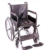 Комнатная инвалидная коляска с санитарным оснащением «Economy 2» OSD