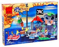Детский игровой конструктор Brick 309