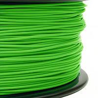 Филамент пластик 3D-принтера ABS 1кг 1.75мм зеленый