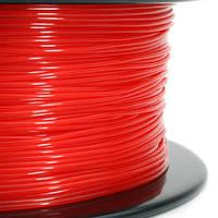 Филамент пластик 3D-принтера ABS 1кг 1.75мм красный