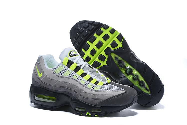 Кроссовки Nike Air Max 95 Grey Multicolor
