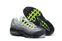 Кроссовки Nike Air Max 95 Grey Multicolor, фото 1