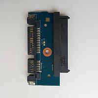 переходник винчестера жесткого диска hdd для ноутбука Hp probook 4740s 48.4sk03.011