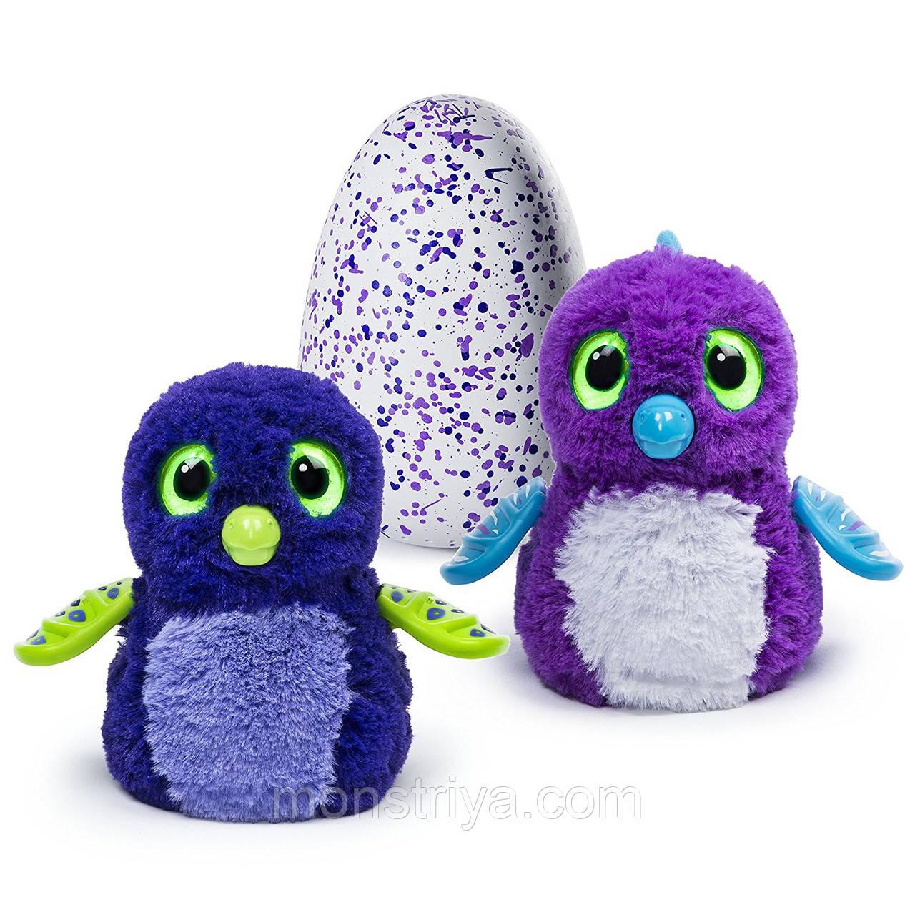 Пингвинчик- Интерактивная игрушка Hatchimals