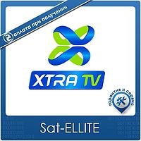 Xtra TV - карта доступа к платным каналам