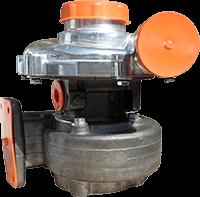Турбокомпрессор (турбина) ТКР 7.00.01(двигатель Д-260,МТЗ)