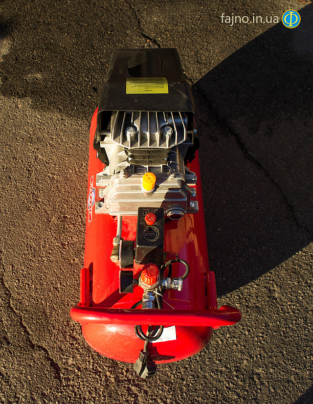 Воздушный компрессор Победит РАС 50 фото 2