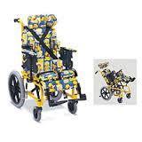 Коляски инвалидные для дцп Коляска детская FS 874LAH