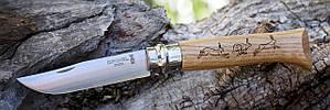 Нож Opinel (опинель)оригинал №8 «Заяц» - 001623, фото 2