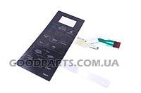 Сенсорная панель управления (мембрана) для микроволновки Samsung MW83DR DE34-00355A
