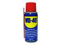Универсальная смазка WD-40 80+20мл бесплатно (Англия)