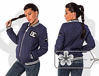 Куртка бомбер женская 37- 133