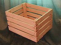Ящики деревянные для декора и мебели