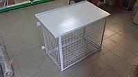 Решетка кондиционерная защитная (антивандальная) 880х600hх500