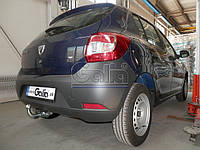 Фаркоп Renault Sandero, Stepway 2013- оцикнкованный Galia