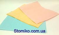 Трехслойные салфетки для пациента DOCHEM, 500шт