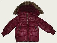 Куртка зимняя детская(девичья)Pilot