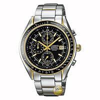Часы наручные мужские на браслете Casio EF-503SG-1A